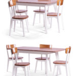 MILANO table + TOR chair (SET) - photo 2