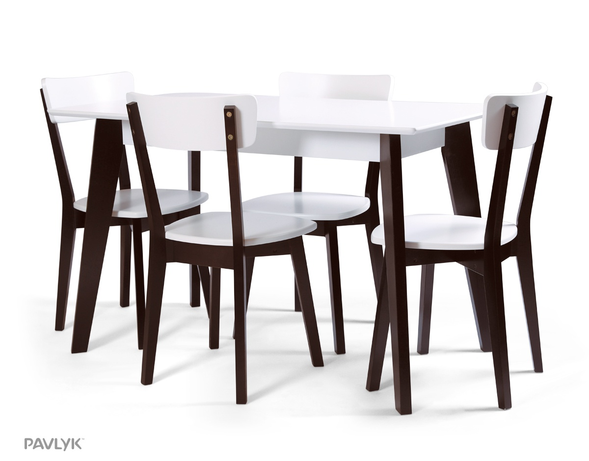 MILANO стіл + TOR стілець