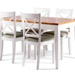PRAHA table + X chair (SET) - photo 1