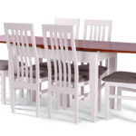 SHAHAR table + MODERN chair (SET) - photo 0