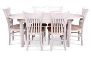 VALENCIA table + GEULA chair (SET)