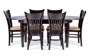 VALENCIA table + GEULA chair (SET)