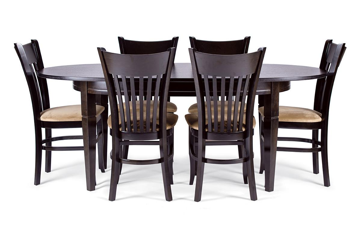 VALENCIA стіл + GEULA стілець