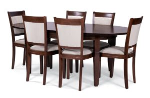 VALENCIA table + TORINO chair (SET)