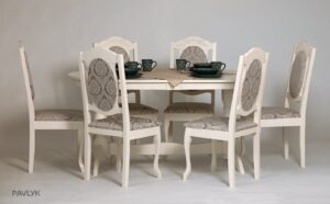 The seating table + CONSUL chair (SET)