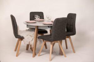 MARS table + NICE chair (SET)