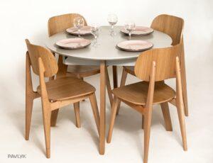 MARS table + Lula chair (SET)