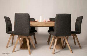 SHANGHAI стіл + NICE стілець